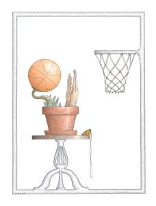 Basketball Plant