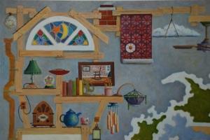 Second Corner Painting