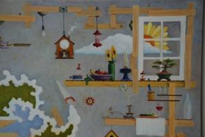 Third Corner Painting